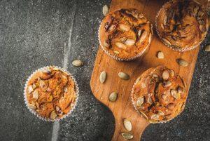 Mrs London's Pumpkin Muffins